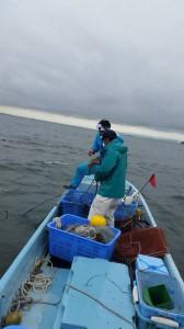 アオリイカ漁③ (2)