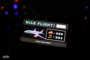 FLIGHT PARK ハイスコアを出せばいい事あるかも?!