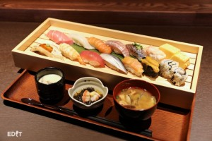 シアトルで寿司の美味しさを広めた SHIRO KASHIBA の寿司も楽しめる