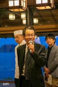 「あいち在来種保存会」の代表世話人 野菜ソムリエ上級プロの高木さん