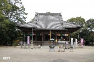 50番大御堂寺の外観