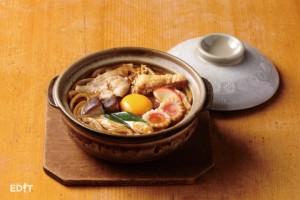 盛田・味の館にて食べたいオススメ「味噌煮込みうどん」は提供数に限りがあります。ぜひお問い合わせ下さい